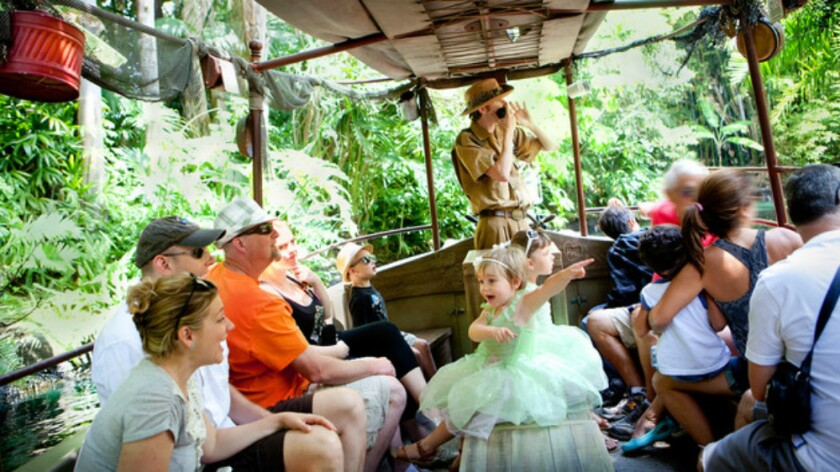 Disneyland offers a $300 Jungle Cruise Sunrise Safari on the iconic water ride.