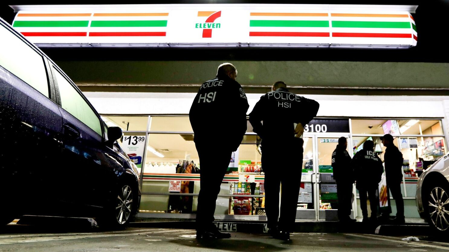 Why going to 7-Eleven has become a political act - Los Angeles Times