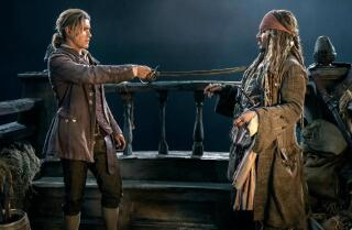 Online pirates claim to hold Disney's latest 'Pirates of the Caribbean' movie hostage, demand ransom
