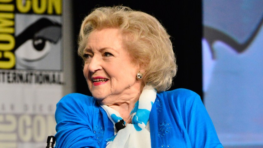 The Internet almost killed Betty White again on Wednesday when a satirical story was taken the wrong way.