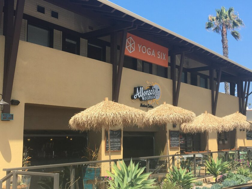 Alfonso's of La Jolla is now located in Solana Beach