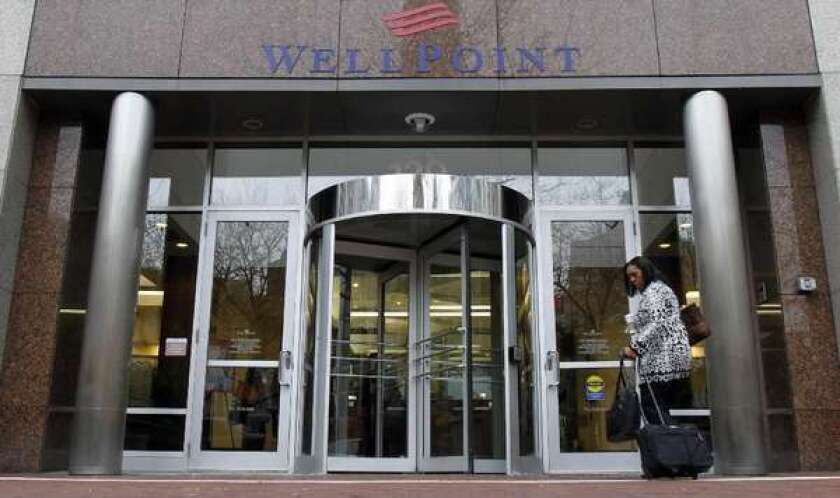 Insurance Giant Wellpoint Agrees To Pay 6 Million In L A Case