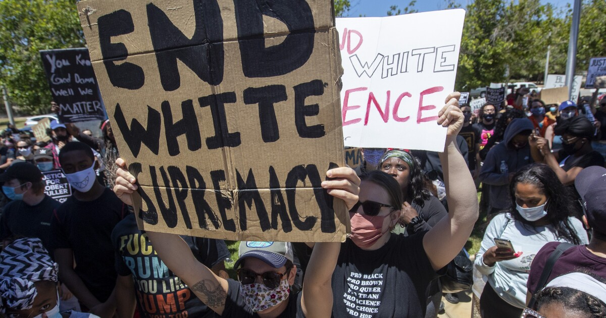 What white people finally understand about antiracism