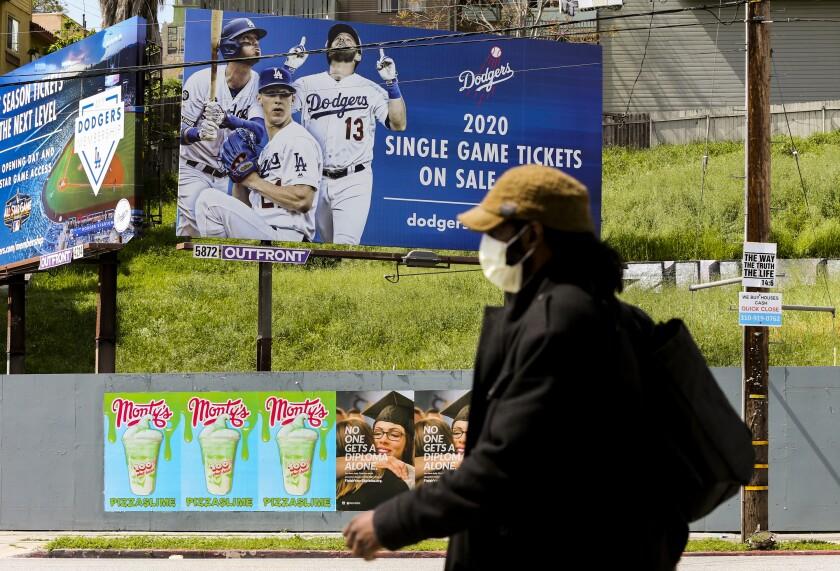 Virus Outbreak-Baseball