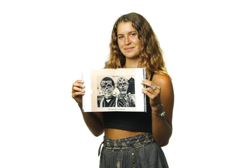 Artist Natalie Bessell