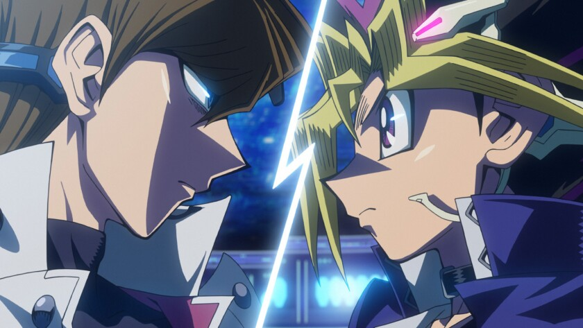 """""""Yu-Gi-Oh! The Dark Side of Dimensions"""" marks the 20th anniversary of the franchise."""