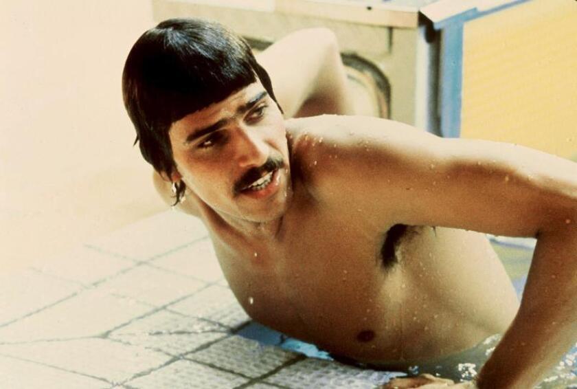 Foto de archivo tomada el 31 de julio de 1972 del nadador estadounidense Mark Spitz. EFE/Archivo