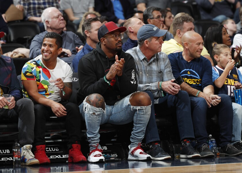 Hawks Nuggets Basketball