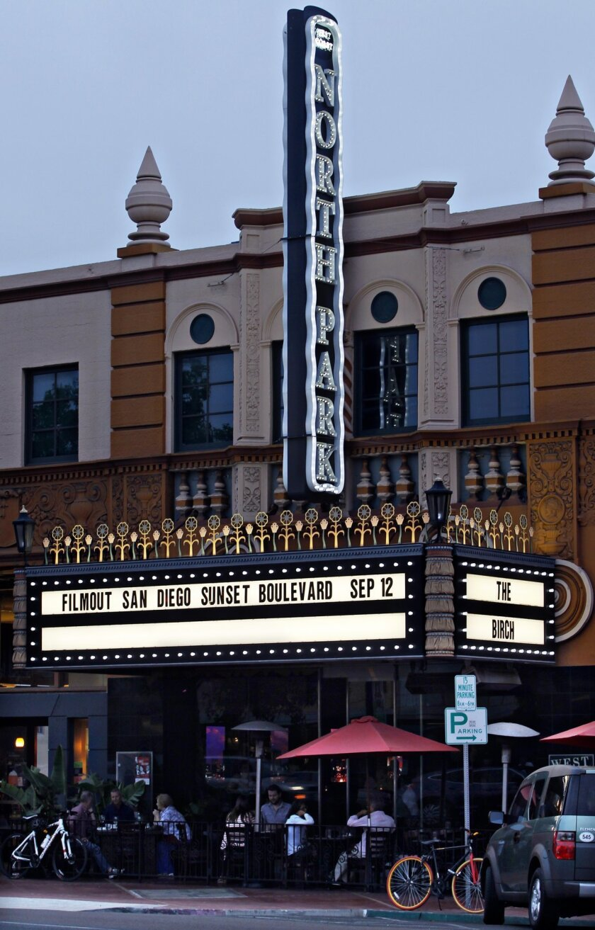 The owner of the West Coast Tavern has bought the North Park with two business partners. They plan to expand the venue's capacity and significantly boost the number of concert and films at the theater. Eduardo Contreras • U-T