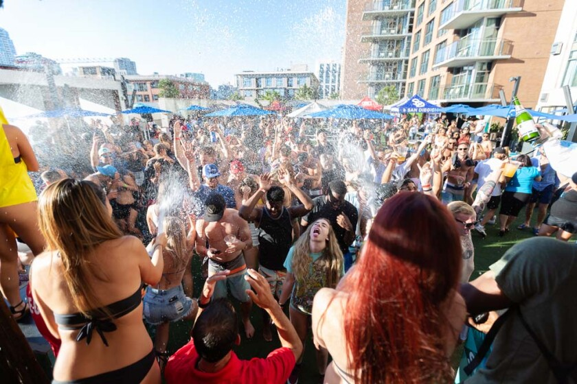 Sunburn Pool Lounge