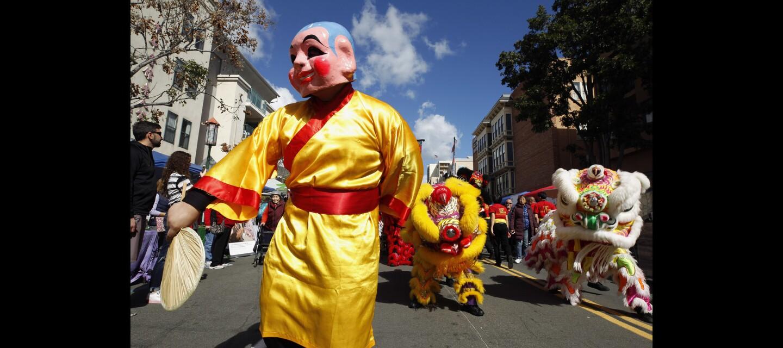 San Diego Chinese New Year's Fair