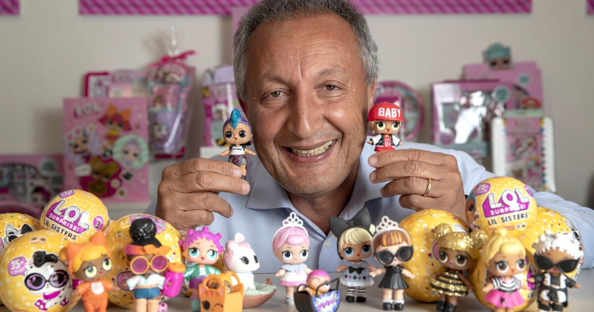 America S Most Popular Doll Is Being Counterfeited L A Toymaker Mga Wants To Know Who S Doing It Los Angeles Times