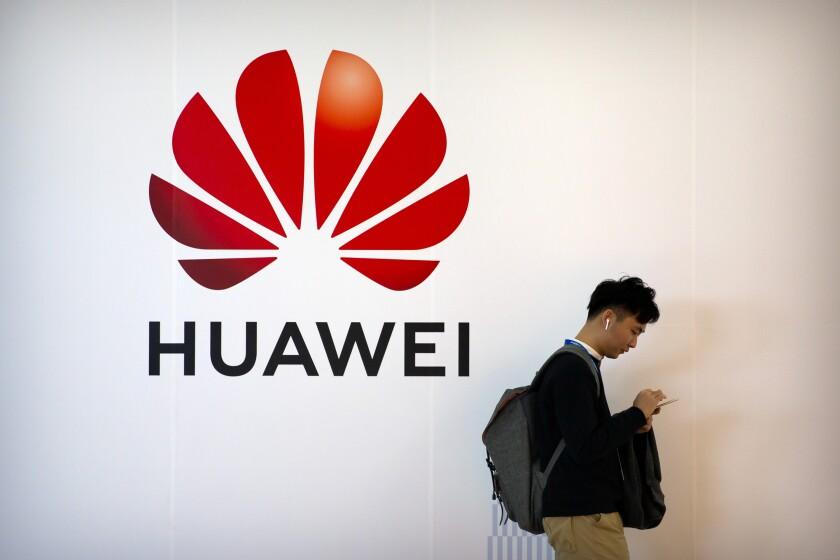 Replacing Huawei