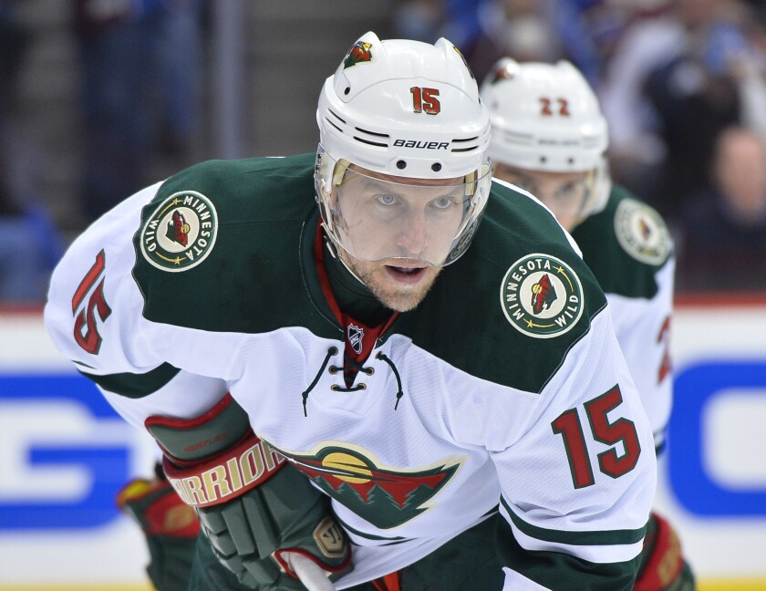 The Ducks acquired veteran free agent winger Dany Heatley on Wednesday. Heatley scored 50 goals in back-to-back seasons for the Ottawa Senators in 2005-06 and 2006-07.