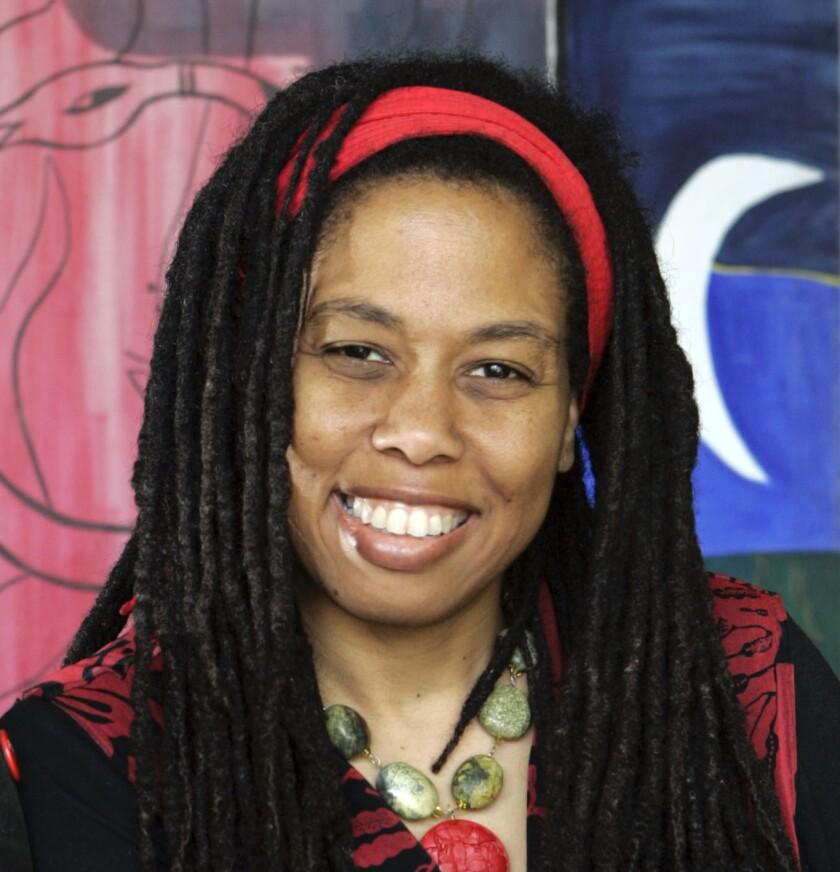Karen Mack, executive director of LA Commons.