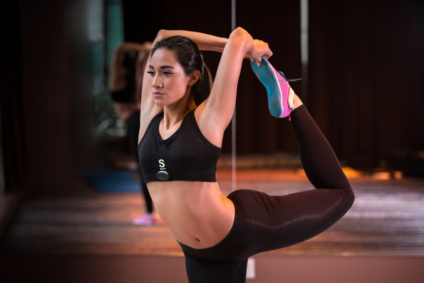 Devices like the Sensoria Fitness Sports Bra & Heart Rate Monitor will allow you to collect personalized data that will provide you with the biofeedback you'll need to continually tweak and finesse your way to optimal health.