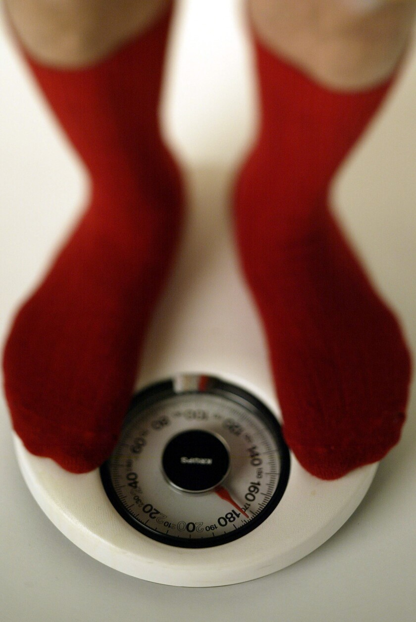 When it comes to weight loss, bad habits die hard
