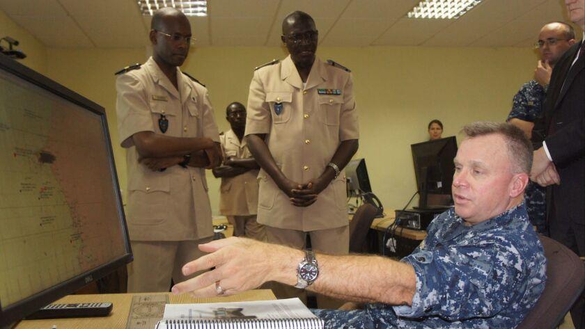 Norton in Senegal