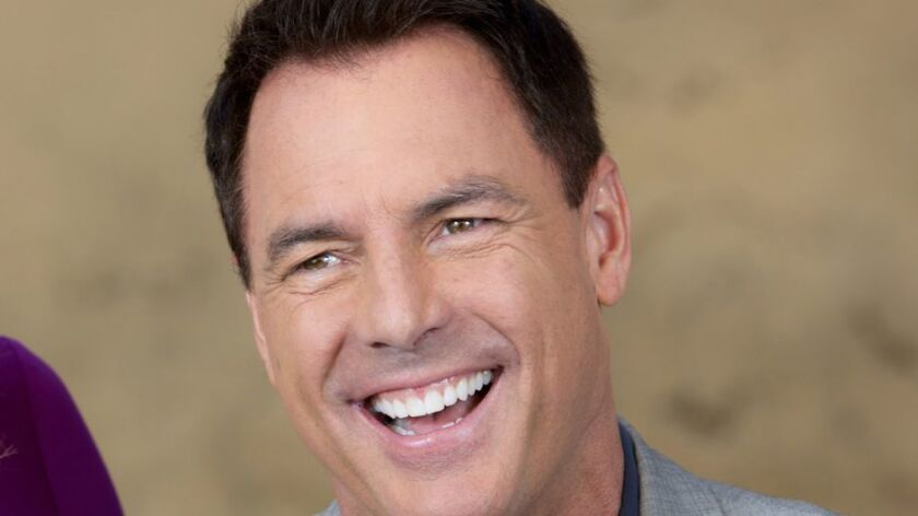 """Mark Steines was the co-host of the Hallmark Channel lifestyle chat show """"Home & Family"""" for nearly six years until the network terminated him last year. He claims it was retaliation for supporting female colleagues who alleged sexual harassment."""