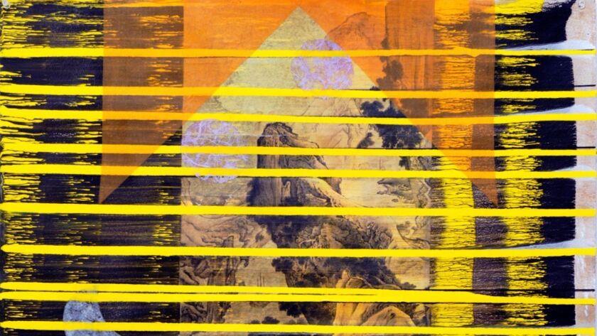 Review: Vibrant beauty in L.A. artist Merion Estes' 'Lost Horizons'