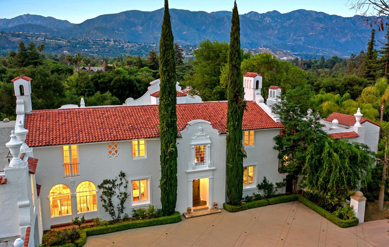 Vintage SoCal | La Cañada Flintridge 1920s estate