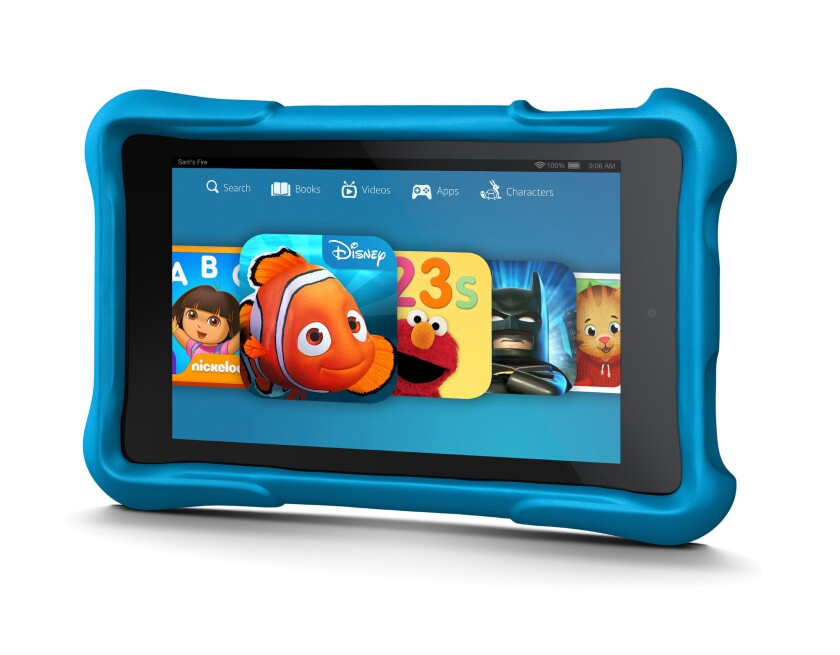 The Kindle Fire HD Kids' Edition and two new e-readers come on the heels of Amazon's Fire smartphone launch in June and the launch of a Fire set-top box that allows online video streaming to your TV in April.