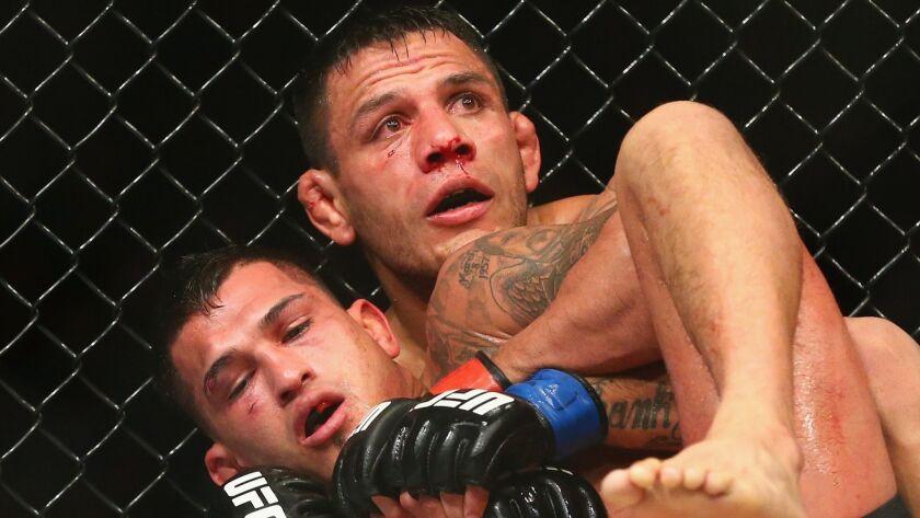 UFC 185: Pettis vs Dos Anjos