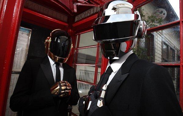 'Random Access Memories,' Daft Punk