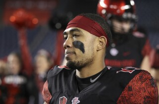 Aztecs' Pumphrey on finishing his college career