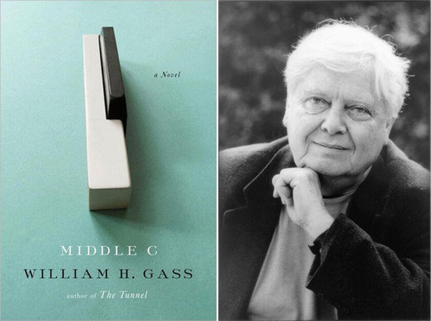 William H. Gass returns with music and lies in 'Middle C'