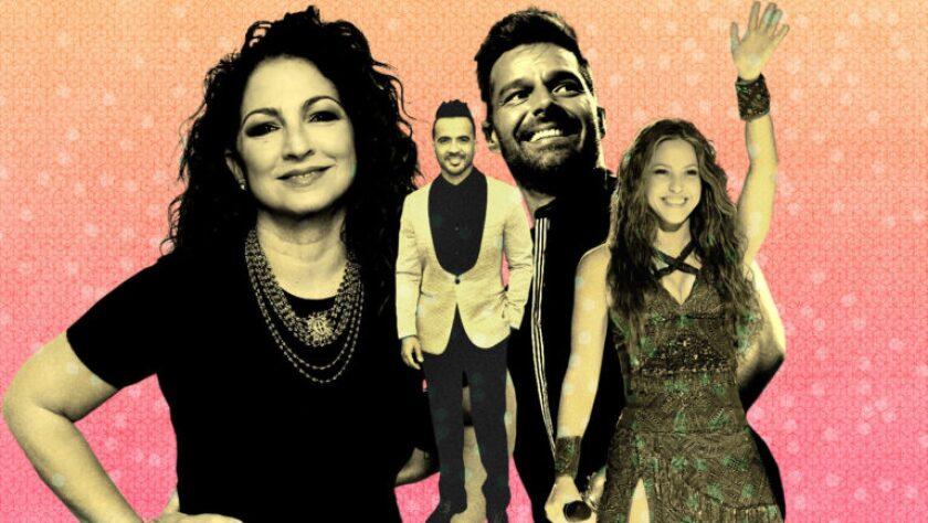 La música de estas estrellas han marcado y están entre las mejores 50 de la historia según Billboard.
