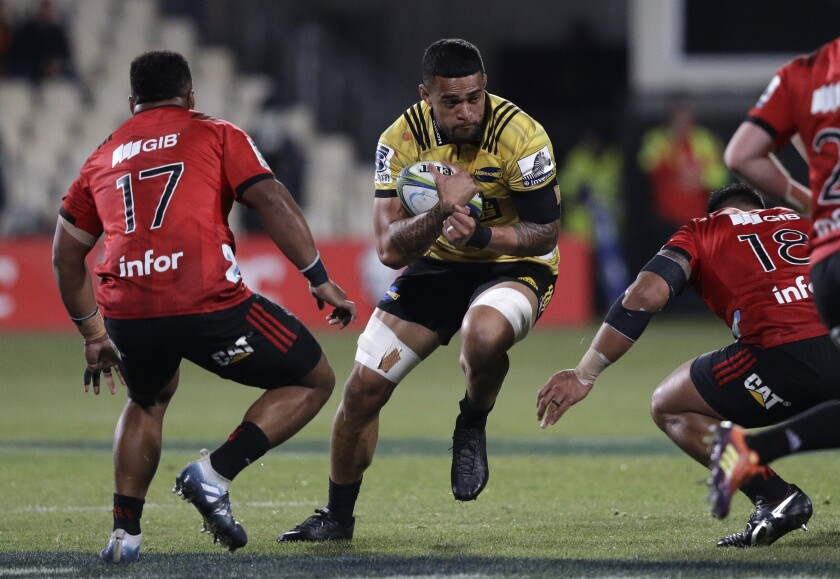 New Zealand Super Rugby Resumes