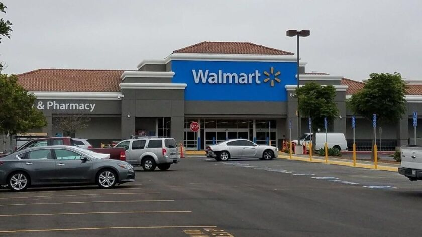 Walmart opening a Supercenter in Chula Vista today - The San Diego