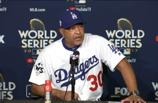 Dave Roberts and Kenley Jansen comment on losing Game 2 of the World Series