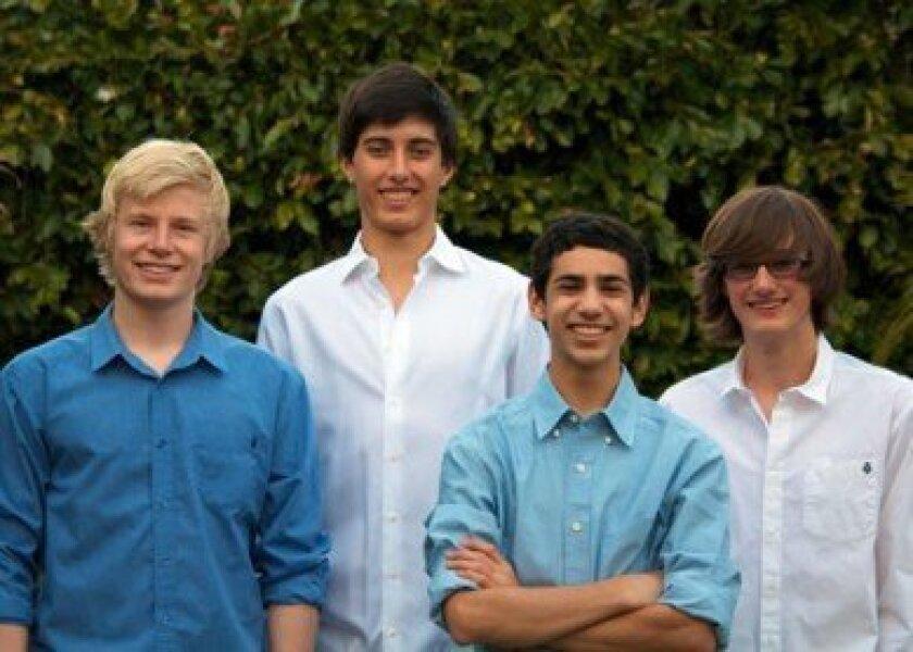 The Back Straight Boys