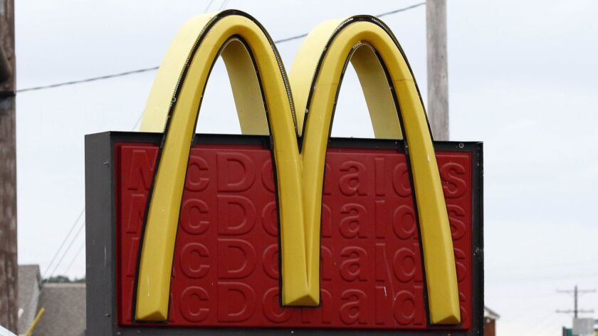 McDonald's has denied any wrongdoing and said it shouldn't be held responsible for the actions of individual franchises.