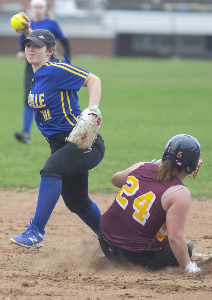 Young Rockville Softball Team Playing Well