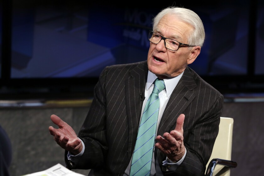 Charles Schwab, chairman of the Charles Schwab Corp., in a TV interview last year.
