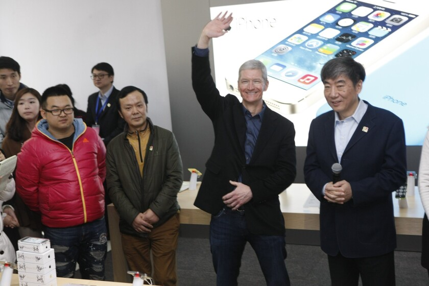 CEO Tim Cook will make one of his biggest moves yet by launching the iWatch.