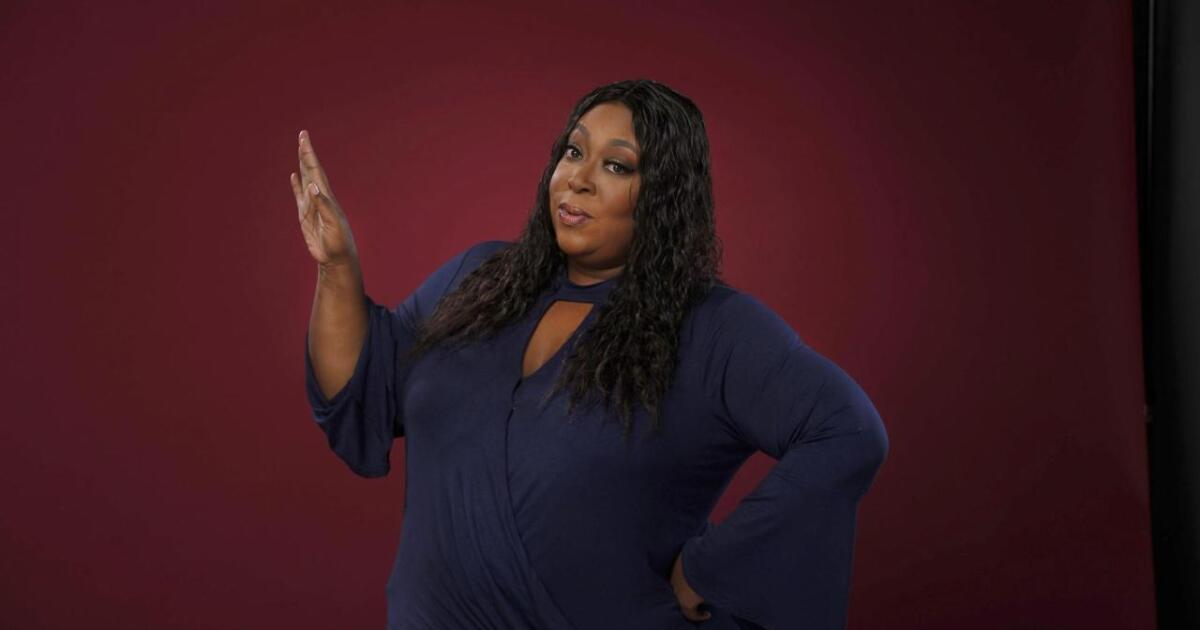 'The Real' co-host Loni Love has her eyes set on late ...