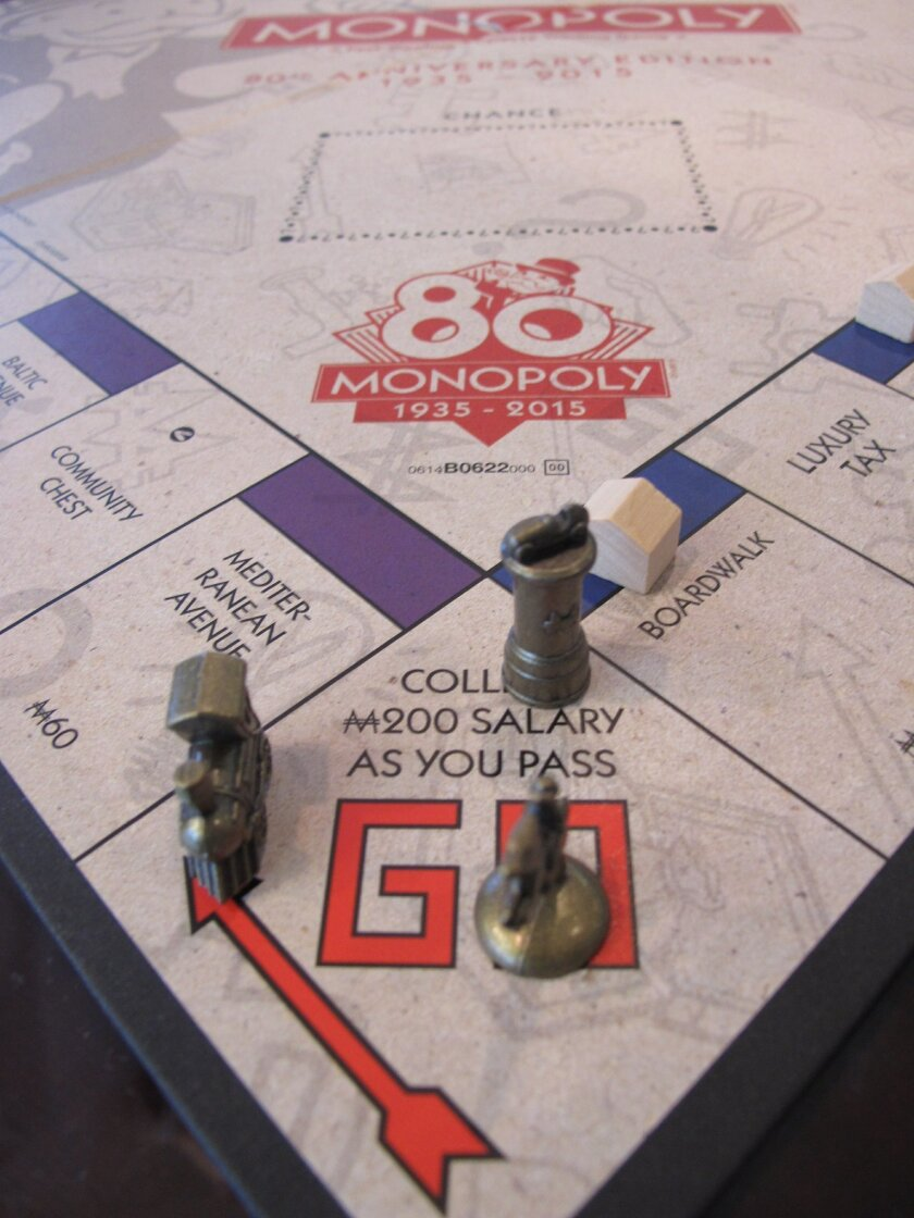 10 things you might not know about Monopoly - The San Diego