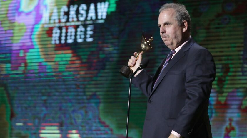 The 6th AACTA International Awards - Ceremony