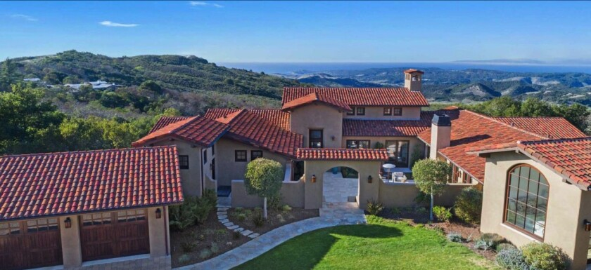 Ann Mather's Monterey estate | Hot Property