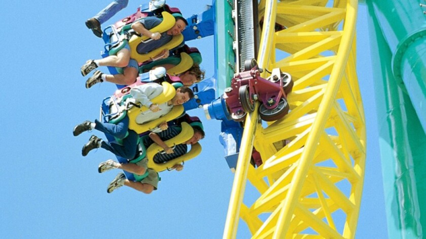 How big is too big? Some theme park riders fear small seats and 'the