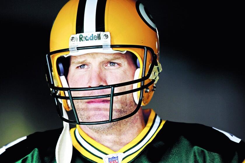 sale retailer 5f383 3b980 Brett Favre to return to Lambeau Field for Packers' Hall of ...