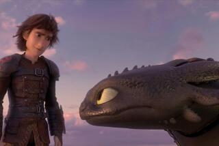 """""""How to Train Your Dragon: The Hidden World"""" review by Justin Chang"""