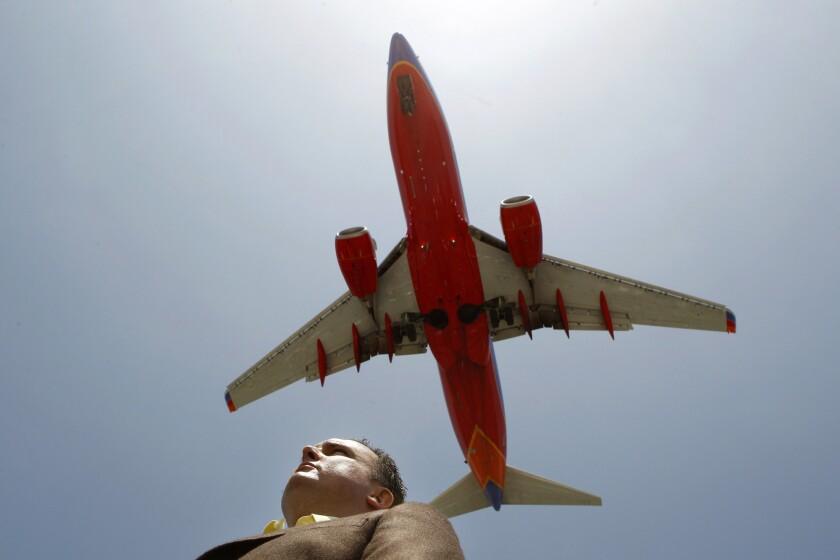 Air marshal ruling