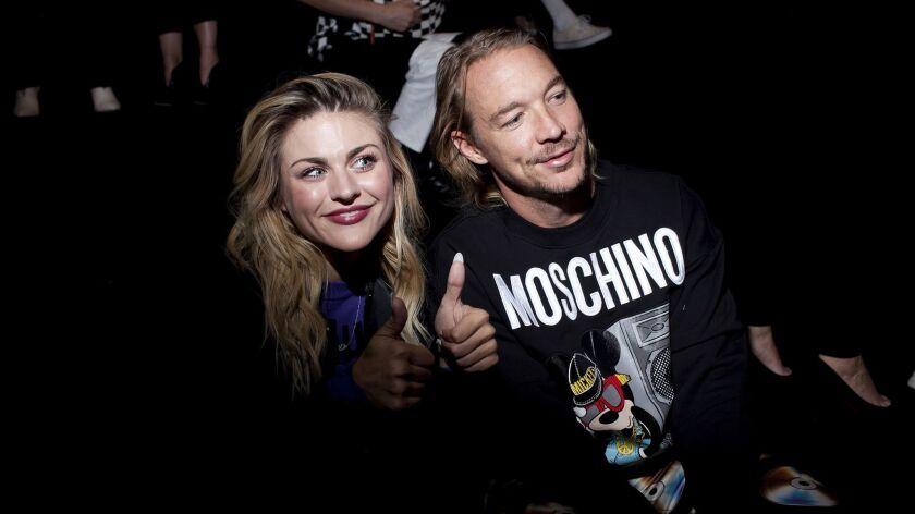 Moschino x H&M show