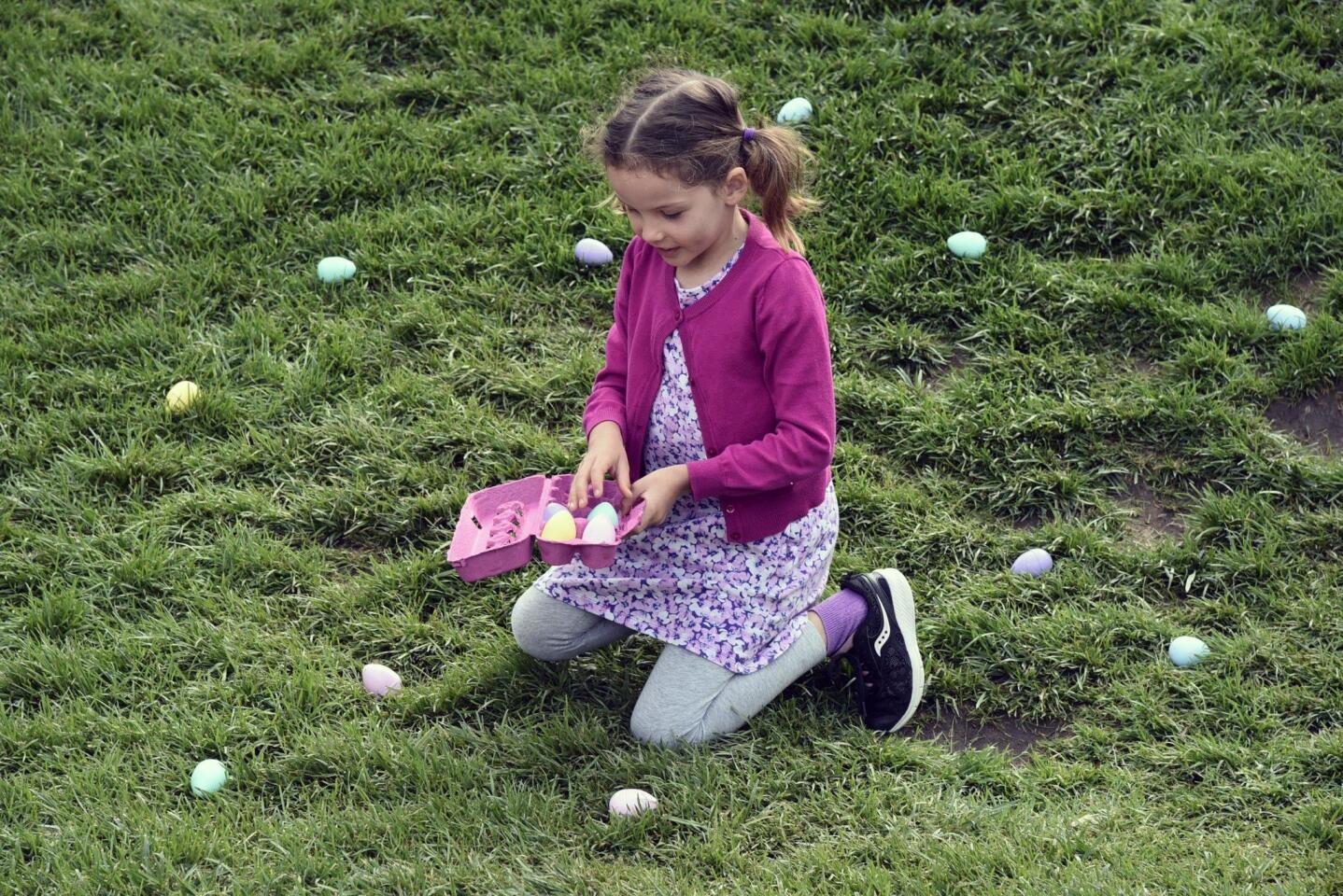 Eggstravaganza at the Village Church