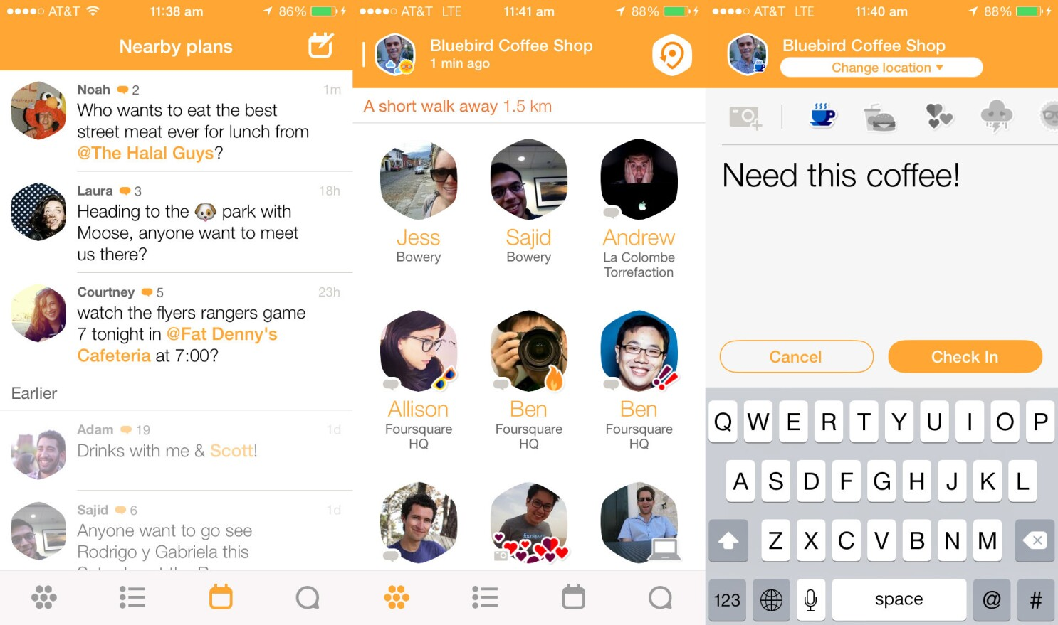 Foursquare To Split App In 2 One For Discovery One For Check Ins Los Angeles Times